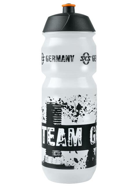 SKS Team Germany Vannflaske 500ml Svart/Transparent